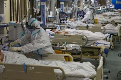 Colapsó el sistema de Salud en Neuquén y eligen que paciente recibe un respirador