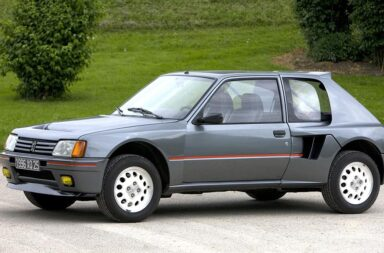 El Peugeot 205 fue elegido como el más icónico dentro de los 210 años de la marca del León