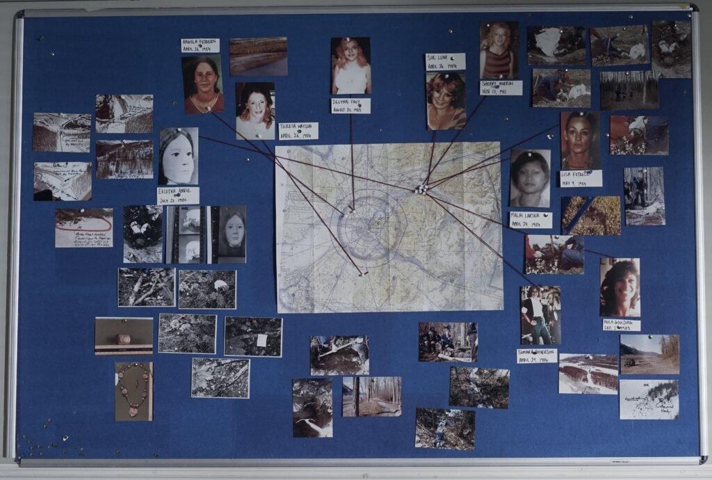 Semana de asesinos seriales: Investigation Discovery  cuenta una historia de asesinos en serie por noche
