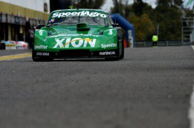 Agustín Canapino se quedó con el 1 en la clasificación del TC en Buenos Aires