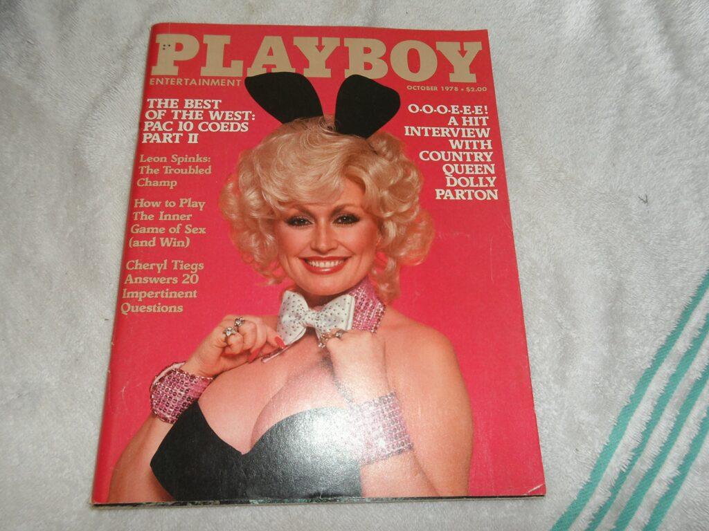 A sus 75 años Dolly Parton quiere volver a ser tapa de Playboy