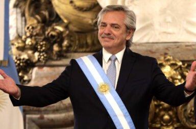 Alberto Fernandez despidió a Hugo Arana en redes