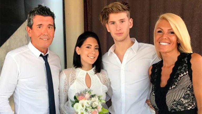 Miguel Angel Cherutti confesó que se está separando