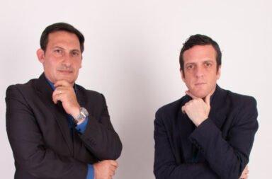 Paulo Kablan Y Mauro Szeta en