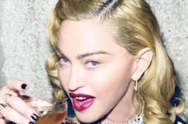 Madonna confirmó que votó por Joe Biden para presidente de EEUU