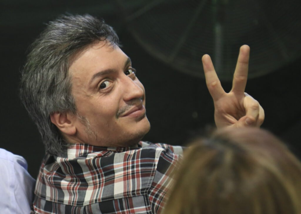 Máximo Kirchner denunciado por presunto enriquecimiento ilícito y falsificación de documentos públicos