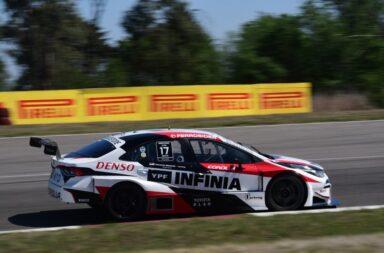 Los neumáticos jugaron a favor de Rossi en Alta Gracia para llevarse el triunfo de sábado