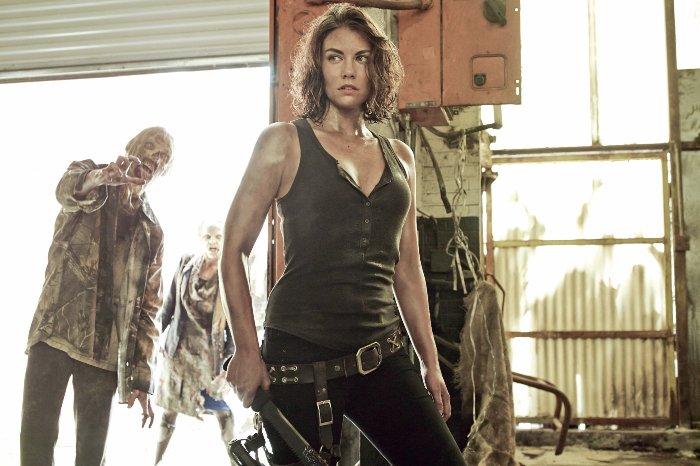 The Walking Dead regresa con más episodios y una épica batalla