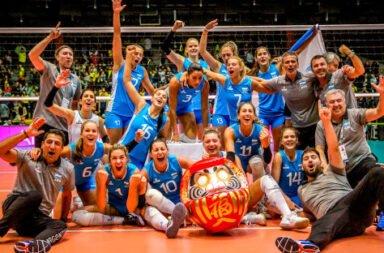 TV Pública y las clasificaciones del vóleibol argentino para los Juegos Olímpicos de Tokio