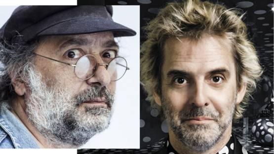 Tv Pública estrena: Mex Urtizberea y Pedro Saborido en 'Humor Argentino'