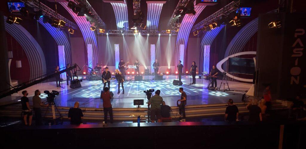 Valeria Lynch realizó su segundo concierto por streaming ante 7.500 espectadores
