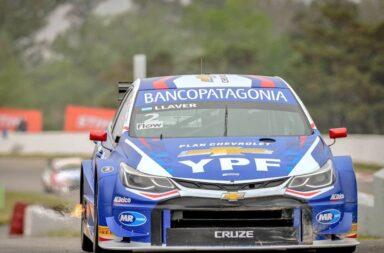 Contundente victoria de Llaver en la carrera del Súper TC2000 en Alta Gracia