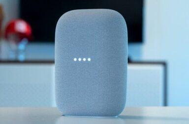 Google presenta el Nest Audio
