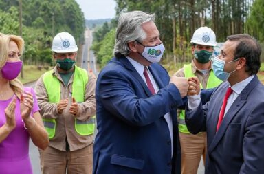 """Alberto Fernández anunció que el aislamiento continuará """"en las mismas condiciones en ochos provincias y en el AMBA"""""""