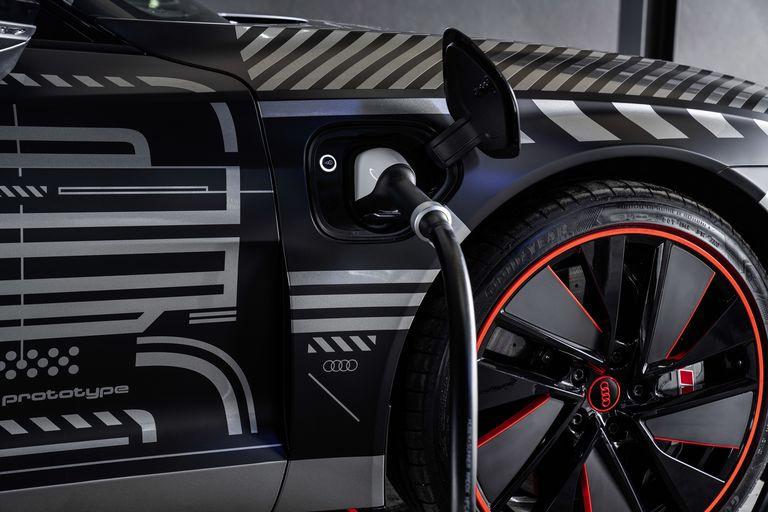 Audi e-Tron GT: El primer auto totalmente eléctrico de la marca