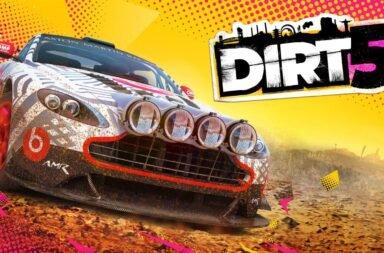 DiRT 5 lanza trailer con el modo Rally Raid