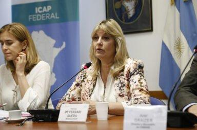 Patricia de Ferrari, diputada de Juntos por el Cambio, pidió