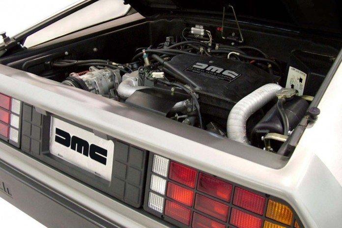 ¿Qué motor impulsaba al histórico DeLorean DMC-12?