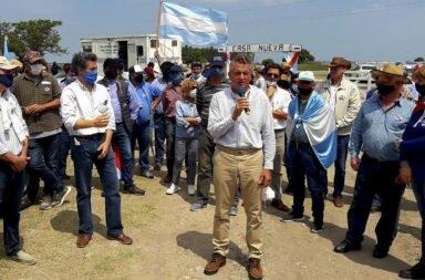Conflicto en Entre Ríos: Grabois aseguró que