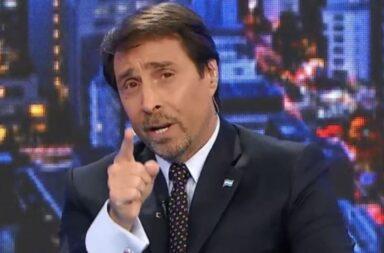 "Eduardo Feinmann contra la ministra de Seguridad Sabina Frederic: ""Que mente perversa tiene esta mujer"""