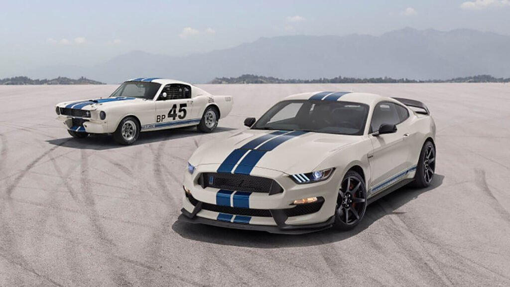 El Mustang Shelby GT350 le dice adiós a su fabricación