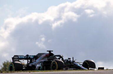 Hamilton ganó en Alemania y alcanzó el récord de victorias de Schumacher
