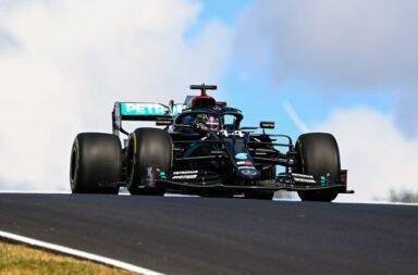 Hamilton ganó en Portugal y se convirtió en el piloto con más victorias en la historia de la F1