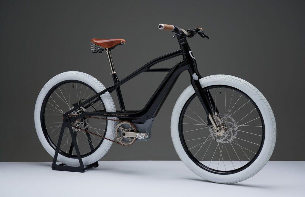 Serial 1: La flamante moto eléctrica con estilo retro de Harley-Davidson