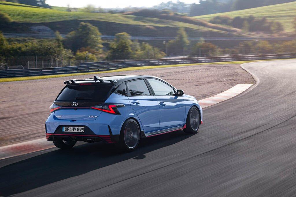 Hyundai i20 N: El mini WRC que lanzó la firma japonesa y que podría llegar a Argentina