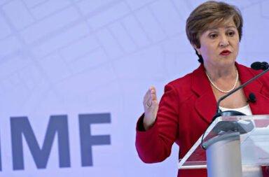 """La directora del FMI advirtió que la Argentina """"enfrenta desafíos muy dramáticos"""""""