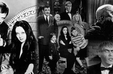 """La nueva versión de la serie """"Los locos Addams"""" llega de la mano de Tim Burton"""