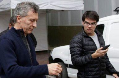 Declaró el exsecretario privado de Macri en la causa por espionaje: