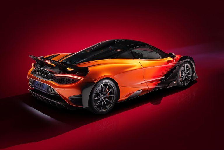 El McLaren 765LT se vuelve más salvaje con nuevos diseños de MSO