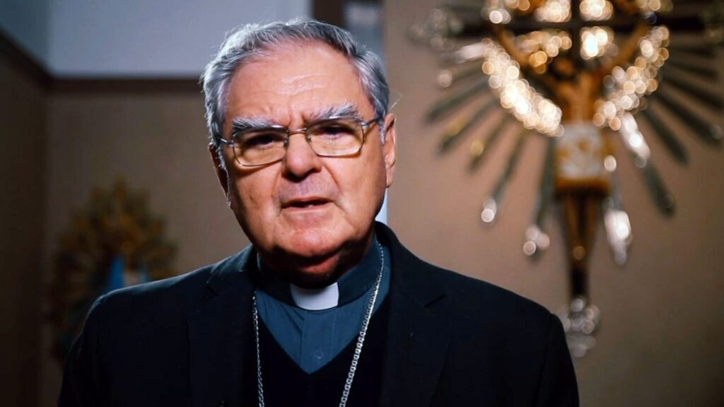 Monseñor Oscar Ojea de La Iglesia