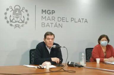 Guillermo Montenegro pidió disculpas por su