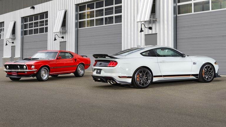 Ford anunció que el Mustang Mach 1 se comercializará a nivel mundial ¿Llegará alguno a Argentina?