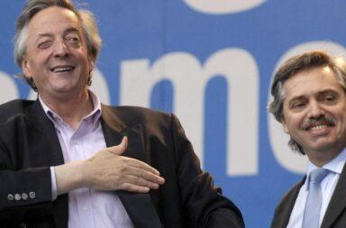 El mensaje de Alberto Fernández para Néstor Kirchner: