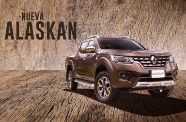 Renault festejó los 65 años de la Plata de Santa Isabel con el lanzamiento industrial de la Alaskan