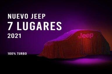 Jeep prepara un nuevo todoterreno para 7 pasajeros que podría llegar a Argentina ¿Cómo es?
