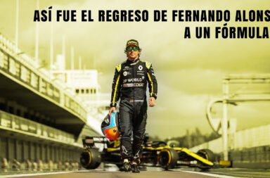 Así fue el regreso de Fernando Alonso a un Fórmula 1