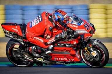 Petrucci se impuso en una carrera con muchos condimentos del Moto GP en Le Mans