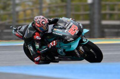 Profeta en su tierra: Quartararo se quedó con la pole en Le Mans