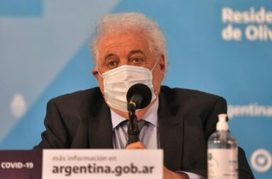Ginés González García aseguró que el problema de los datos de los testeos