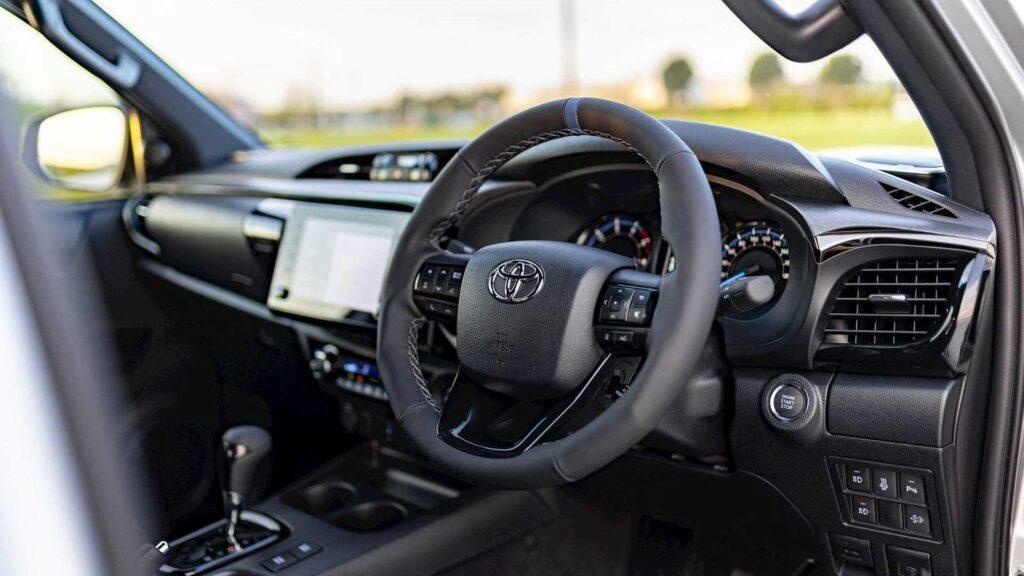 Toyota lanzó una impresionante edición especial de la Hilux