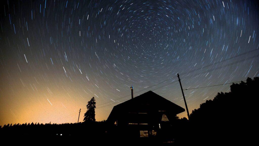 Lluvia de estrellas en octubre: cuándo ver los asombrosos fenómenos de las oriónidas y dracónidas