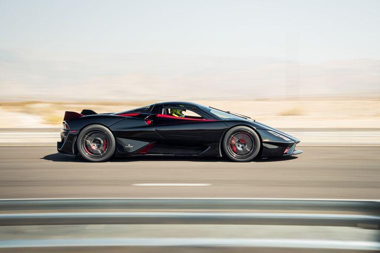 ¿Fue falso el récord de velocidad del SSC Tuatara de 508 km/h?
