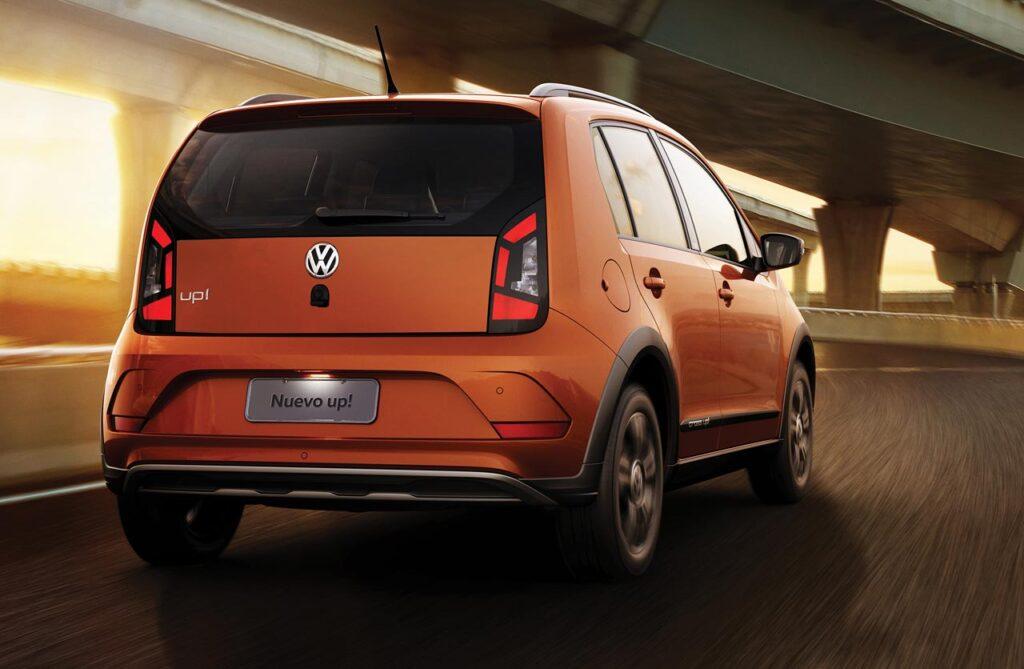 El Volkswagen Up! se dejará de vender en Argentina