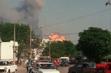 Menem explosión Rio Tercero