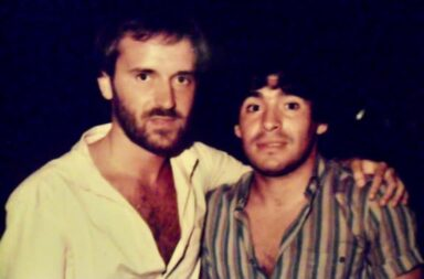 Maradona y yo