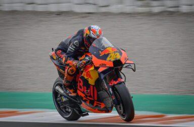 Pol Espargaró se quedó con la clasificación del Moto GP en Valencia